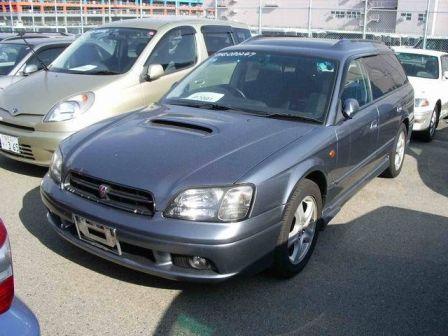 Subaru Legacy 1999 - отзыв владельца