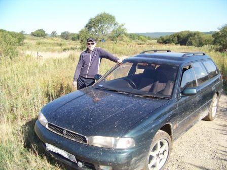 Subaru Legacy 1995 - отзыв владельца