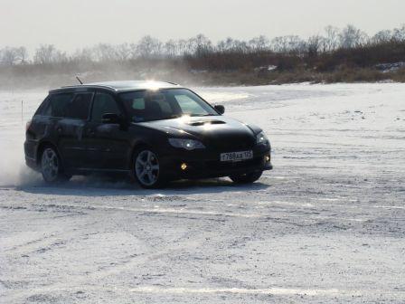 Subaru Legacy 2006 - отзыв владельца