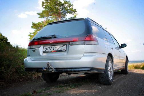 Subaru Legacy 1998 - отзыв владельца