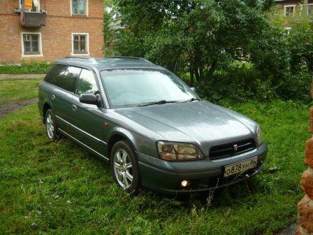 Subaru Legacy  - отзыв владельца
