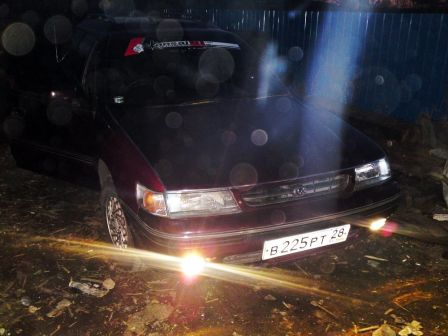Subaru Legacy 1992 - отзыв владельца
