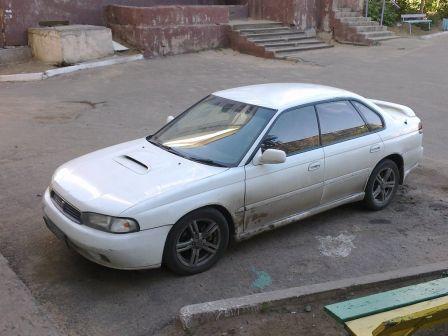 Subaru Legacy 1994 - отзыв владельца