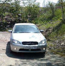 Subaru Legacy B4 2005 отзыв владельца | Дата публикации: 26.10.2011