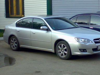Subaru Legacy B4 2007 отзыв автора   Дата публикации 06.10.2007.