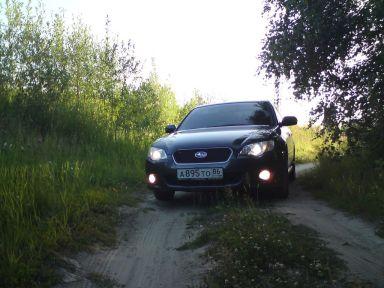 Subaru Legacy B4 2008 отзыв автора | Дата публикации 04.09.2010.