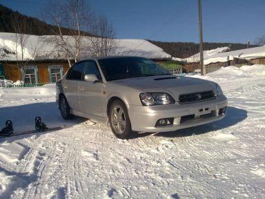 Subaru Legacy B4, 2000