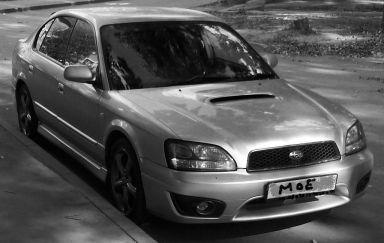 Subaru Legacy B4 2001 отзыв автора | Дата публикации 20.11.2010.