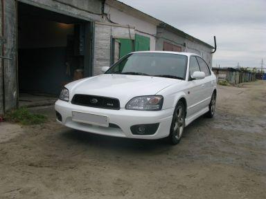 Subaru Legacy B4 2001 отзыв автора | Дата публикации 16.03.2011.
