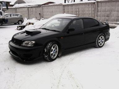 Subaru Legacy B4 2001 отзыв автора | Дата публикации 04.04.2011.