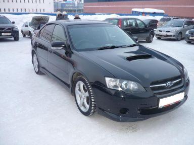 Subaru Legacy B4 2003 отзыв автора   Дата публикации 10.06.2011.
