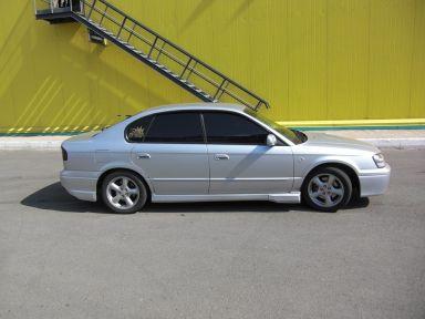 Subaru Legacy B4 2002 отзыв автора   Дата публикации 25.07.2011.
