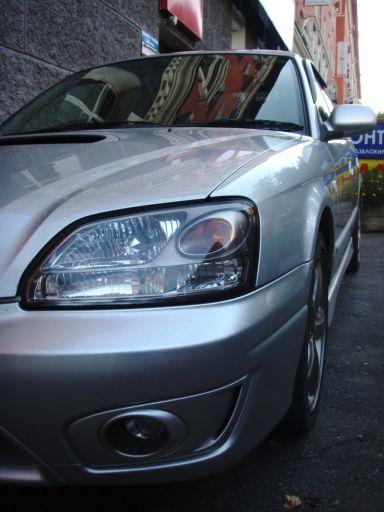 Subaru Legacy B4 2001 отзыв автора | Дата публикации 04.09.2011.