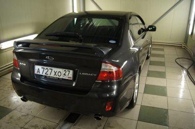 Subaru Legacy B4, 2006