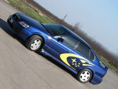 Subaru Legacy B4 2002 отзыв автора   Дата публикации 23.03.2012.