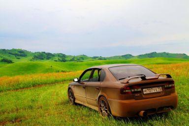 Subaru Legacy B4, 1999