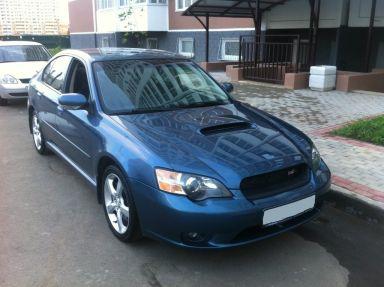 Subaru Legacy B4, 2005