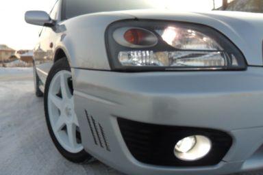 Subaru Legacy B4, 2002