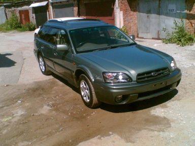 Subaru Legacy Lancaster, 2002