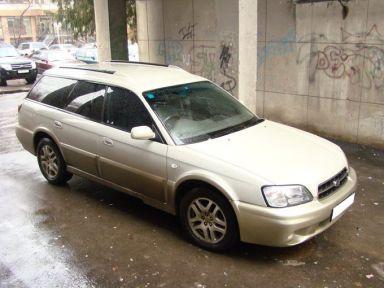 Subaru Legacy Lancaster, 1998
