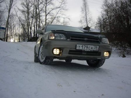 Subaru Legacy Lancaster 1999 - отзыв владельца