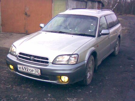 Subaru Legacy Lancaster 1998 - отзыв владельца
