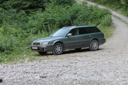 Subaru Legacy Lancaster 2003 - отзыв владельца