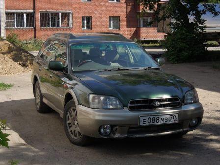 Subaru Legacy Lancaster 2000 - отзыв владельца