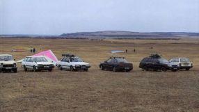 Subaru Leone, 1989
