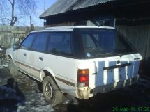 Subaru Leone, 1986