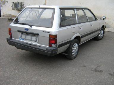 Subaru Leone, 1988