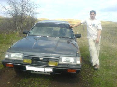 Subaru Leone, 1987