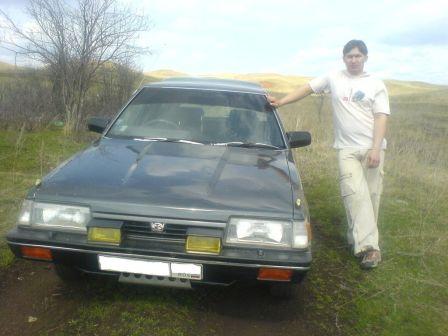 Subaru Leone 1987 - отзыв владельца