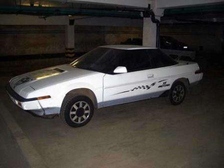 Subaru Leone 1999 - отзыв владельца