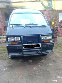 Subaru Libero, 1986