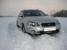 Subaru Outback 2004 отзыв владельца   Дата публикации: 05.10.2009