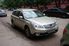 Subaru Outback 2009 отзыв владельца | Дата публикации: 03.09.2010