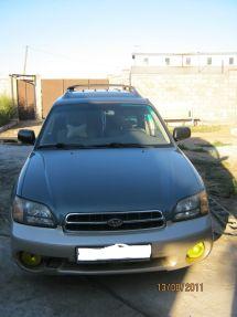 Subaru Outback, 2001