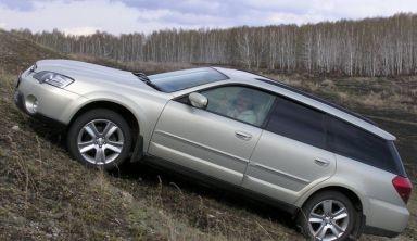 Subaru Outback, 2003