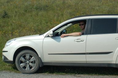 Subaru Outback, 2009