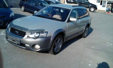 Subaru Outback 2005 отзыв автора | Дата публикации 11.02.2012.