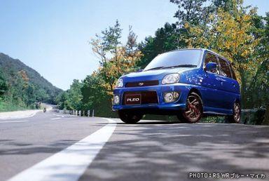 Subaru Pleo, 2001