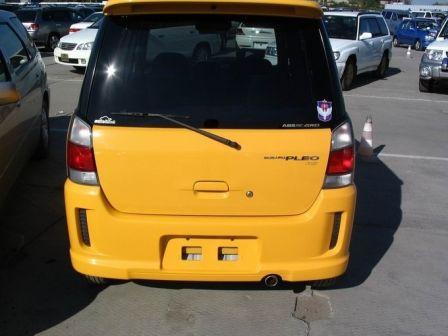 Subaru Pleo 2001 - отзыв владельца