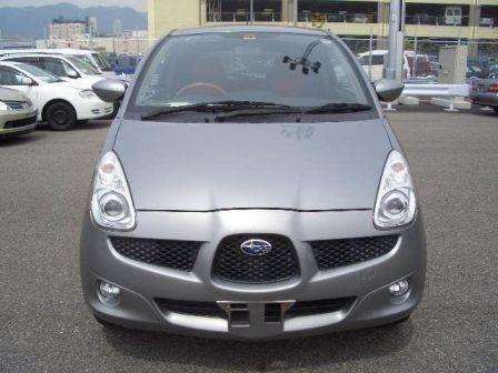 Subaru R1 2005 - отзыв владельца