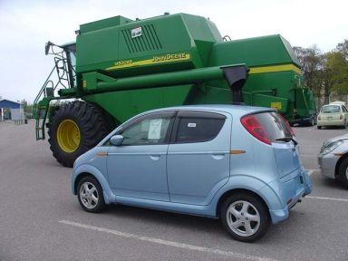 Subaru R2, 2004