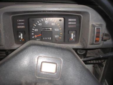 Subaru Rex, 1984