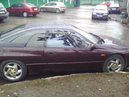 Subaru SVX 1993 - отзыв владельца