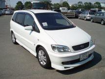 Subaru Traviq, 2001