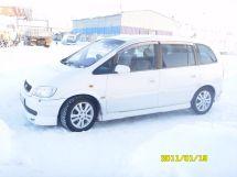 Subaru Traviq, 2002