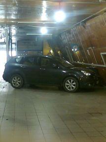 Subaru Tribeca, 2007